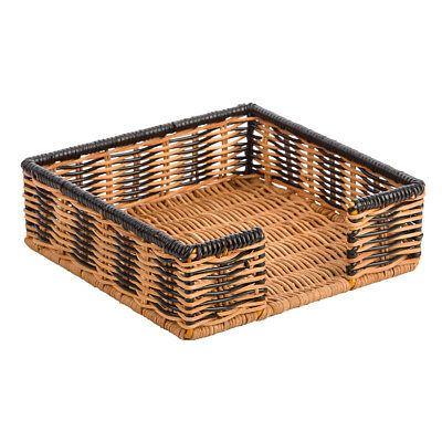 NEW The Outdoor Dept Woven Napkin Holder Natural