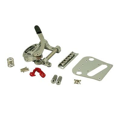 Bigsby Tele Conversion Kit Chrome