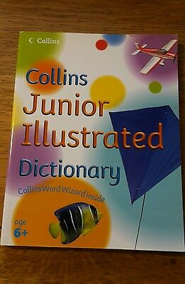 Collins Junior Illustrated Dictionary by Evelyn Goldsmith, Paperback, 2005...
