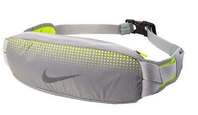 NIKE Adult Unisex Storm Lightweight 2.0 Slim Waist Pack Anthracite/Volt New