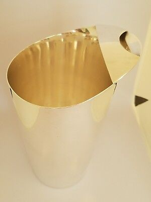 Tiffany & Co. Sterling Cocktail Pitcher