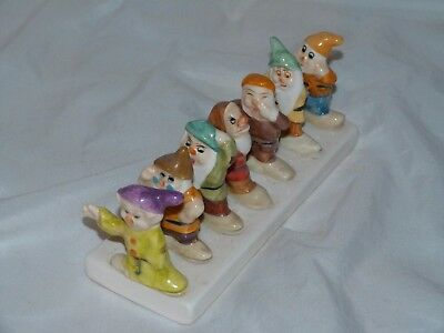 Clover Snow White & 7 Dwarfs Disney Toast Rack