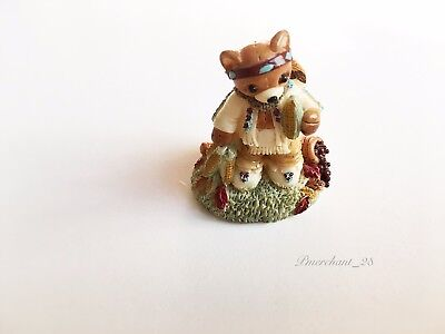 Penni Bears Ready For Winter PB-C02 1990 collectible