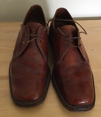 Vintage Russell & Bromley Men's Tan Shoes Montrose 9.5