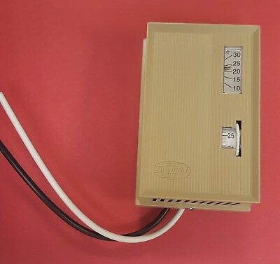 TK-1001-116-2 Pneumatic Direct Acting Room Thermostat (13 to 29°C)