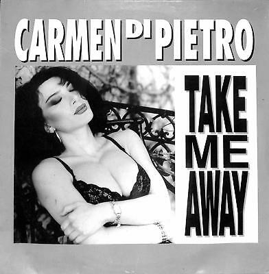 60124 Lp 33 giri 12'' - Carmen Di Pietro - Take Me Away