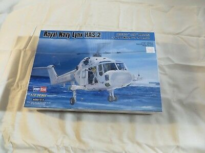 Royal Navy Lynx HAS.2 France Netherlands 1:72 Modell-Bausatz Frankreich Hobby B