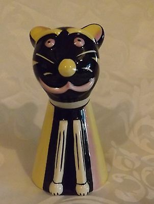 Lorna Bailey Cat CATCUS Limited Edition 4/45 Signed in Blue