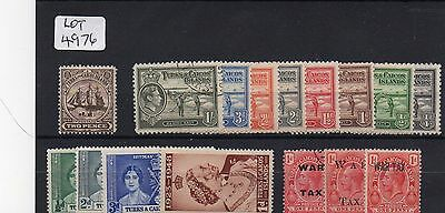 Lot Turks&caicos Islands Stamps