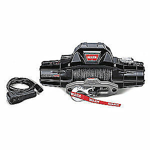 WARN Electric Winch,HP,12VDC, ZEON 10 - S