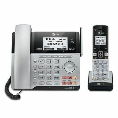 AT & T 2-Line Corded/Cordless Answering System