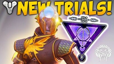 Destiny 2 Trials of Nine Flawless GUARANTEED done before reset Ps4 & Xbox 1