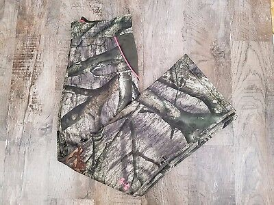 Under Armour UA Fleece Women Hunting Pants 1260161-946 Camo Mossy Oak $75