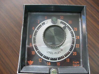Eagle Signal HP55A6 Cycl-Flex Minutes Timer (0 to 30 Minutes)