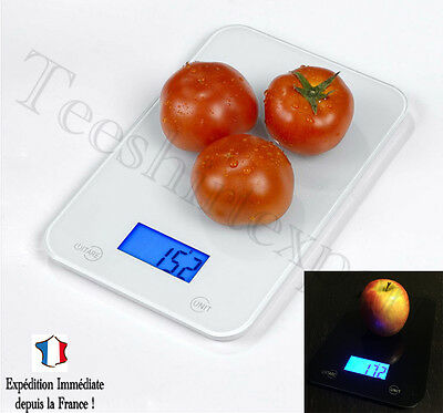 scale electronics LCD précision KITCHEN DESIGN 5Kg / 1g - scale fruit weighs