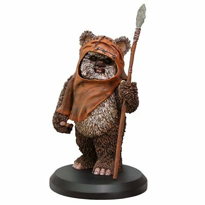 Star Wars Attakus Elite Collection Ewok Wicket Statue Ltd.Edition (NEW)