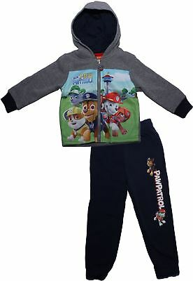 Paw Patrol Boys Children's Pups Skydive Hodded Tracksuit