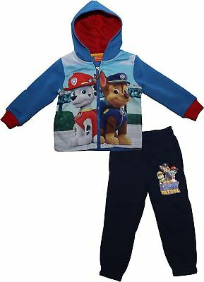 Paw Patrol Boys Children's We are on a Roll Hodded Tracksuit