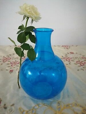 Art Glass Vase Beautiful Hand-Blown form CH Studio