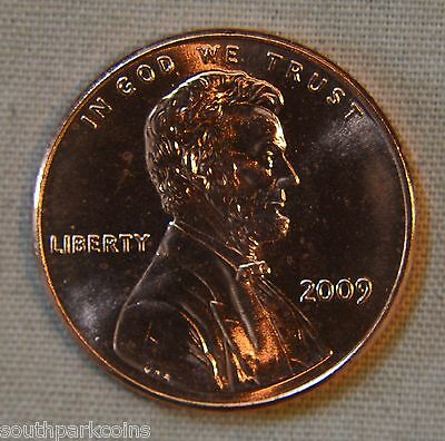 2009-P Uncirc. Professional Life Lincoln Cents (Set of 4)