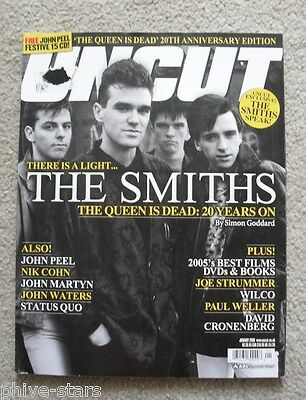 The Smiths Morrissey Johnny Marr Queen is Dead Indie Art Rock UK MUSIC MAGAZINE