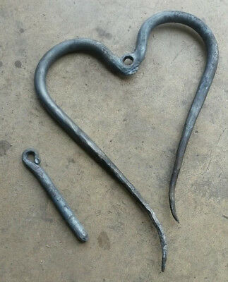 Steel Heart Dinner Bell by Frank Jackson Forge