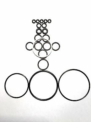 10 Complete O-ring Kits fit Graco Fusion AP Air Purge 246355