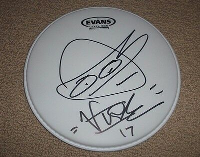"Vanilla Ice - Signed 10"" Drumhead! W/ninja Turtles Sketch! Autographed! Rapper"