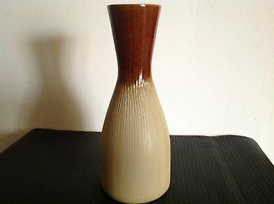 Early Robert Gordon Made In Australia Stamped Pottery Vase.