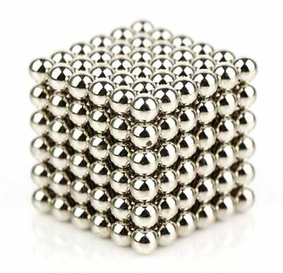 216pcs 3mm Magnetic Balls Magic Beads 3D Puzzle Ball Magnetic Sphere Ball Cube