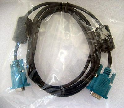 9-pinn COM Serial Interface Cable for ELO NEC IBM 3M Touch Screen LCD etc
