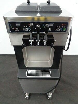 Icetro soft serve ice cream frozen yoghurt machine (2 available) As new