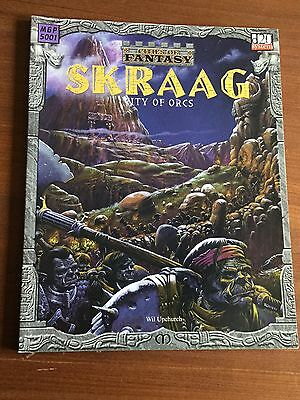 Cities of Fantasy: Skraag - City of Orcs