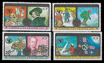 17J_AA068 CENTRAFRICAINE REP 1979 Anneé int. Enfant - MNH
