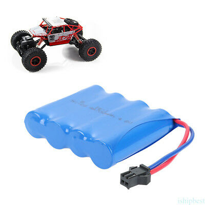 4.8V 700mAh Nickel Cadmium Akku Battery Pack for Remote Control Car Part Blue IT