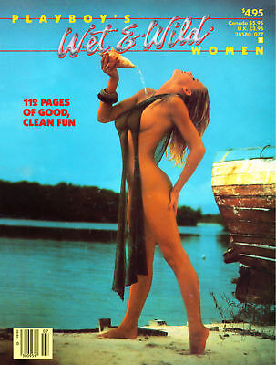 Playboy 's Special Wet & Wild Collection Pdf Cd-R Free Shipping