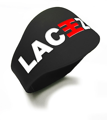 Laceeze Shoe Lace Cover - prevents shoelaces from coming undone during sport