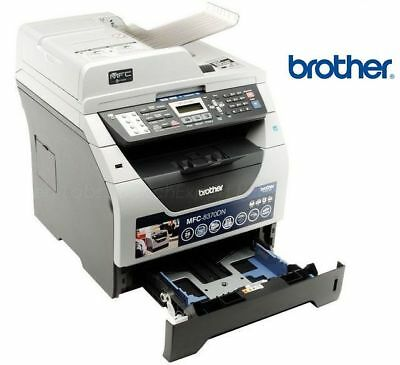 Brother MFC-8370DN Duplex Network Laser Printer Fax Copy Scan to USB MFC ADF LA