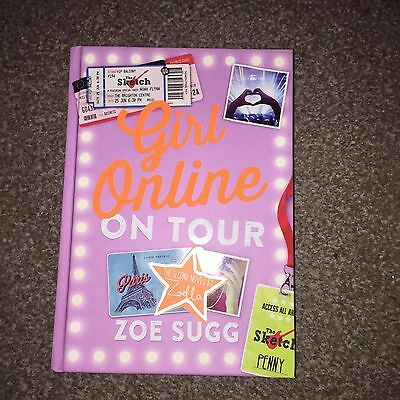 Girl Online On Tour SIGNED BOOK!