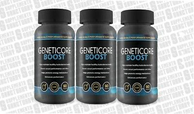 Geneticore Boost 90 capsules x 3 Multi Buy discount