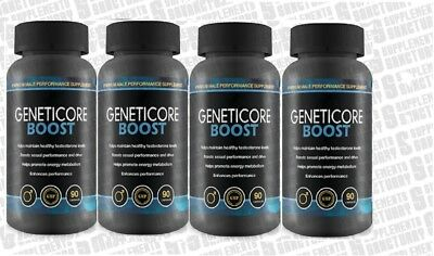 Geneticore Boost 90 capsules x 4 Multi Buy discount