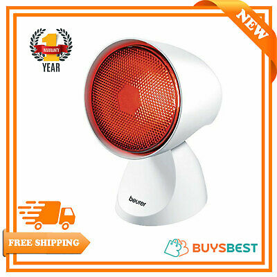 Beurer 150W Powerful Infrared Heat Lamp To Relieve Muscle Aches Or Common Colds