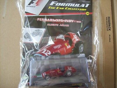 Formula 1 The Car Collection Part 39 Ferrari 375 Indy 1952 Alberto Ascari