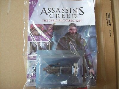 Assassin's Creed Official Figurine Collection Issue #16 Juhani Otso Berg