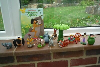 Jungle Book Figures and Book Superb!