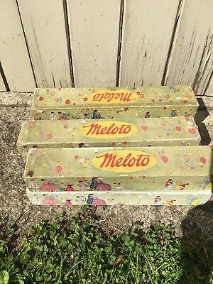 Antique/ Vintage Meloto Pianola Rolls