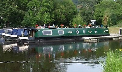 60ft Semi-traditional Narrowboat 'Meander'