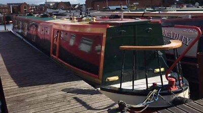 62ft Traditional/Tug Narrowboat 'Nikita'