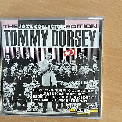 Tommy Dorsey The Jazz Collector Edition Vol 2 Cd Album 1G