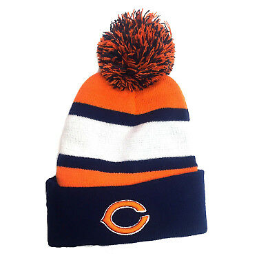 NFL Toque (Chicago Bears)  Free Shipping